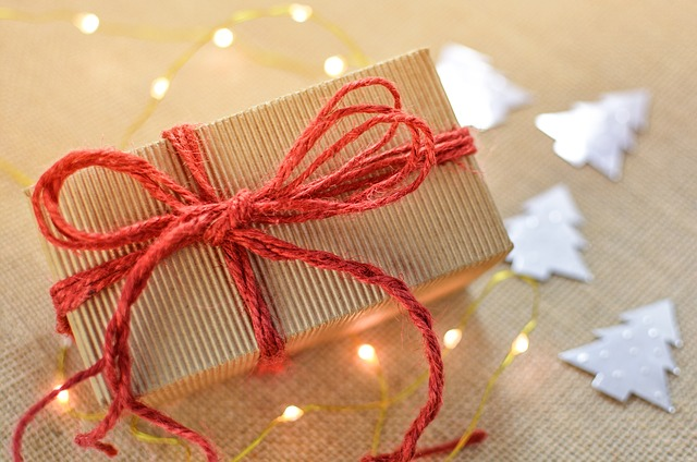 Gift, Box, Christmas, Bow, Present, Holiday