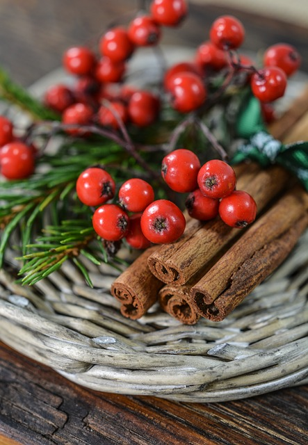 Decoration, Christmas, Cinnamon, Holiday, Celebration