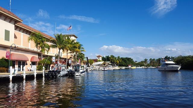 Florida, Holiday, Coast, Urlaubsfeeling, Water, Nature