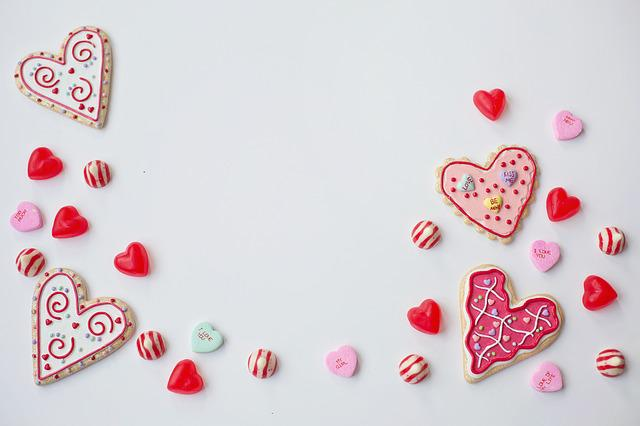 Valentine's Day, Border, Decoration, Holiday, Valentine