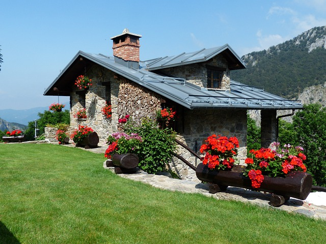 Holiday House, Summer House, Home, Country House