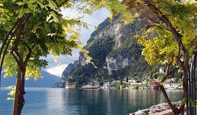 Italy, Garda, Holiday, Lake, View, Riva, Bank, Panorama