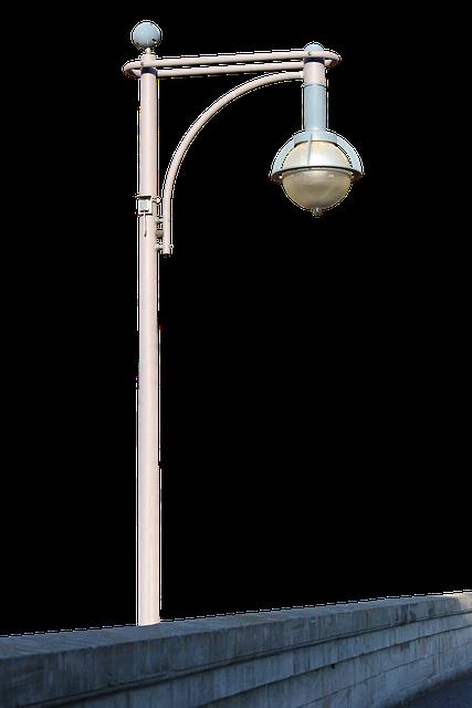 Lantern, Barrier Wall, Edersee, Hesse, Waldeck, Holiday