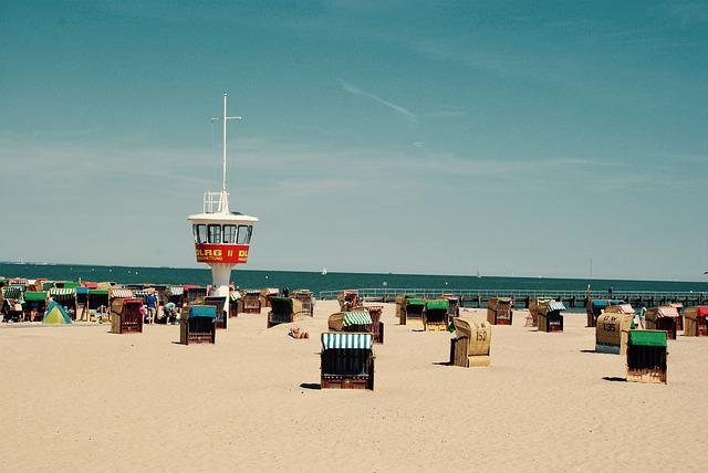 Dlrg, Lübeck, Travemünde, Lübeck Bay, Clubs, Holiday