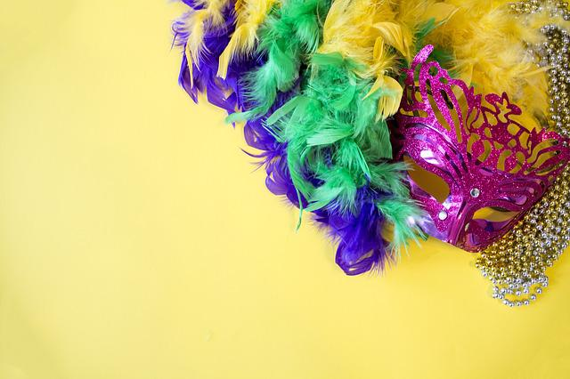 Mardi Gras, Mask, Holiday, Mardi Gras Mask, Disguise
