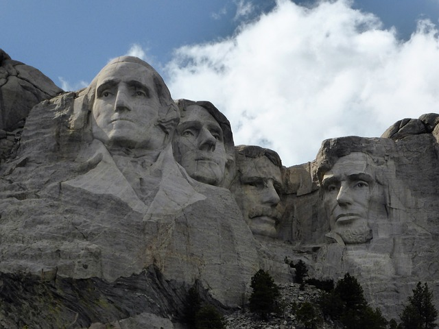 Mount Rushmore, Usa, Monument, Holiday