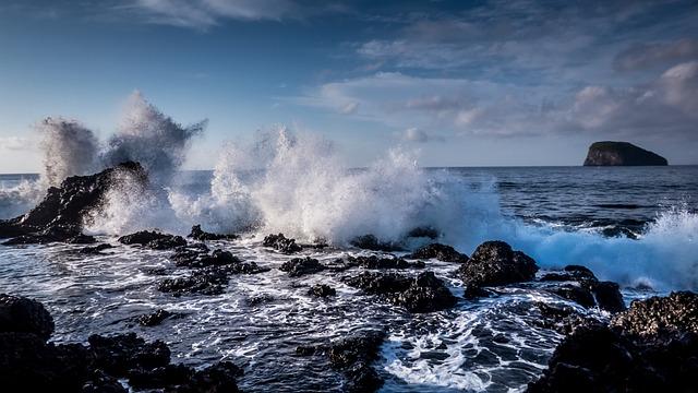 Sea, Ocean, Surf, Coast, Water, Waters, Holiday, Wave