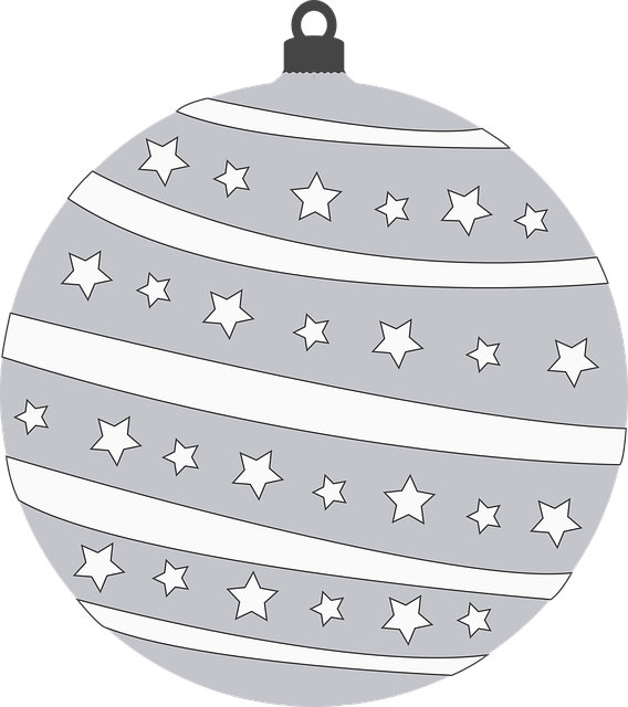 Christmas, Holiday, Sphere, Ornament, Merry Christmas