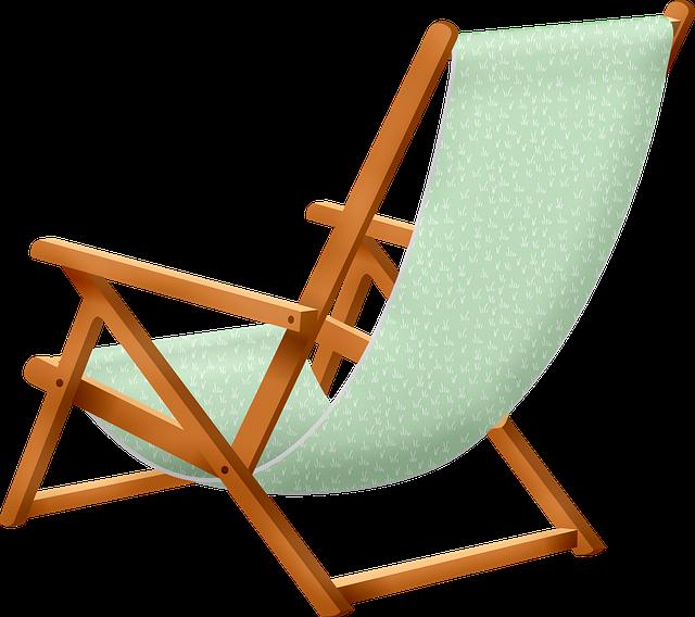 Beach Chair, Holiday, Summer, Sand, Resort, Ocean