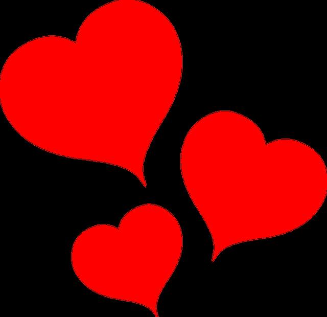 Heart, Shape, Red, Love, Heart Shape, Day, Holiday