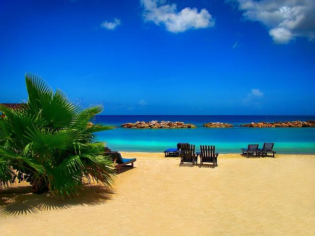 Beach, Sand, Sea, Ocean, Summer, Sandy Beach, Holiday