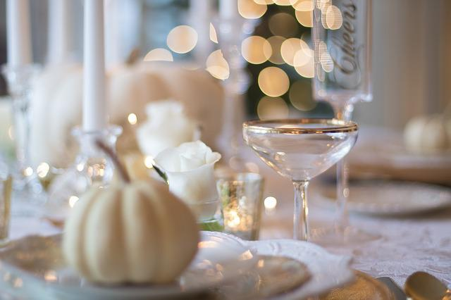 Holiday Table, Thanksgiving Table, Dinner, Thanksgiving