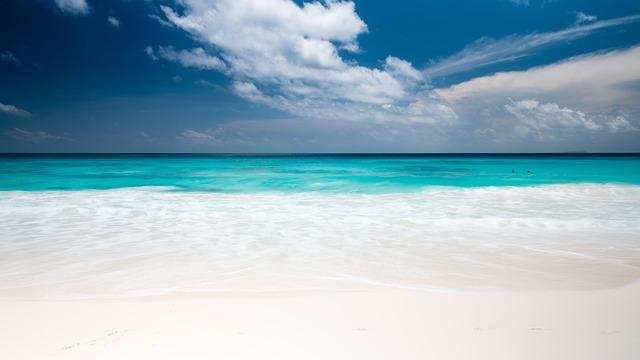 Seychelles, Beach, Sea, Island, Tropical, Holiday