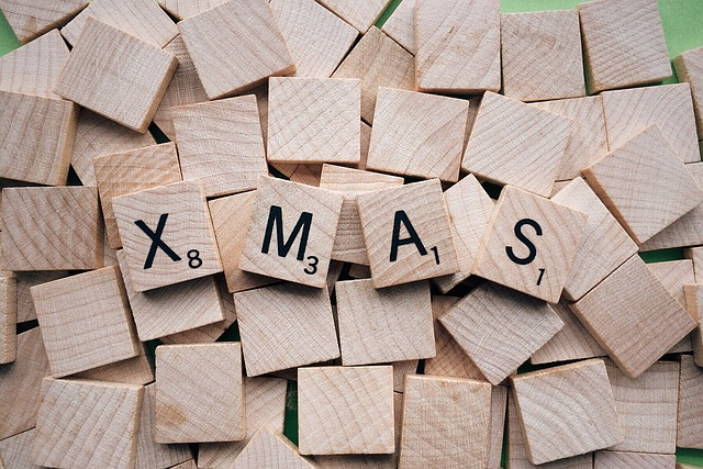 Xmas, Word Letters, Holiday, Christmas