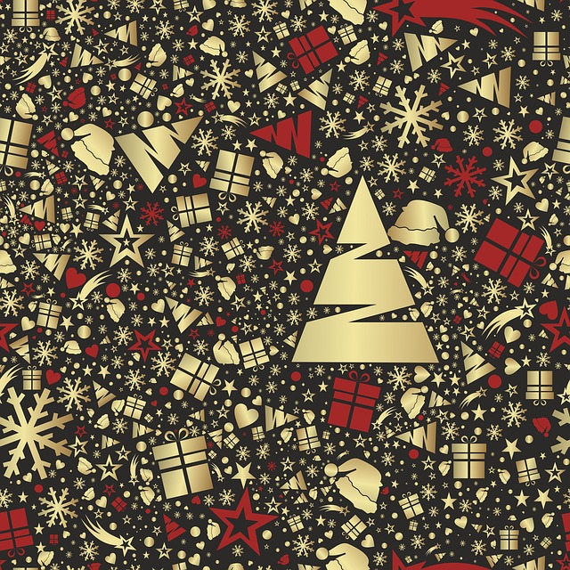 Holidays, Model, Christmas, Star, Gift, Bezszowowe