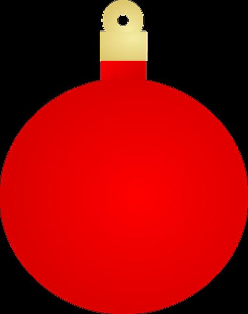 Grandmother, Red, Holidays, Christmas, Christmas Tree