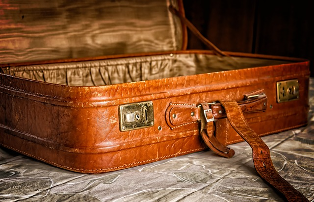 Luggage, Packaging, Travel, Vacations, Holidays