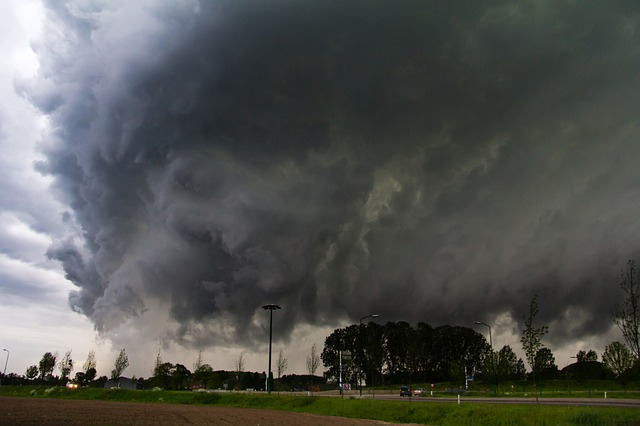 Super Cell, Netherlands, Storm, Storm Hunting, Holland