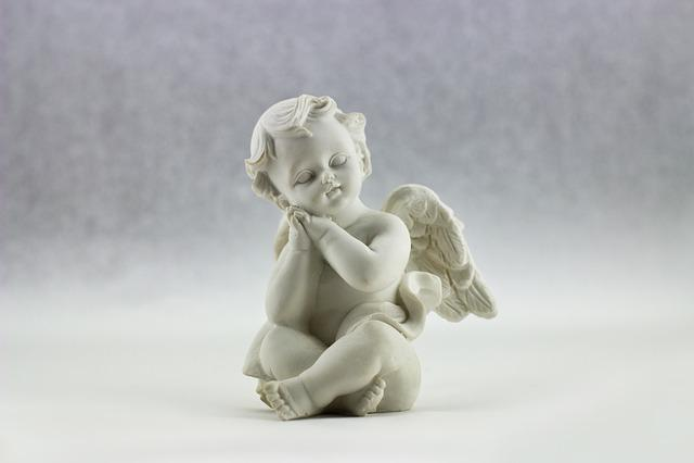 Angel, Wings, Love, White, Angelic, Religion, Holy, Art