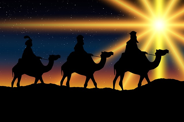 Holy Three Kings, Holy, Kings, Star Of Bethlehem