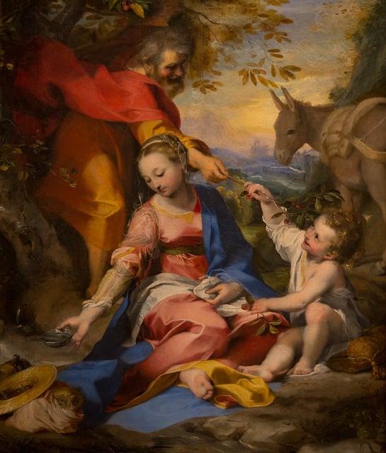Virgin Mary, Holy, Sacred Family, Saint Joseph