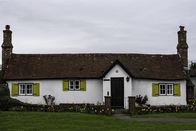 House, Architecture, Bungalow, Building, Home, Cottage