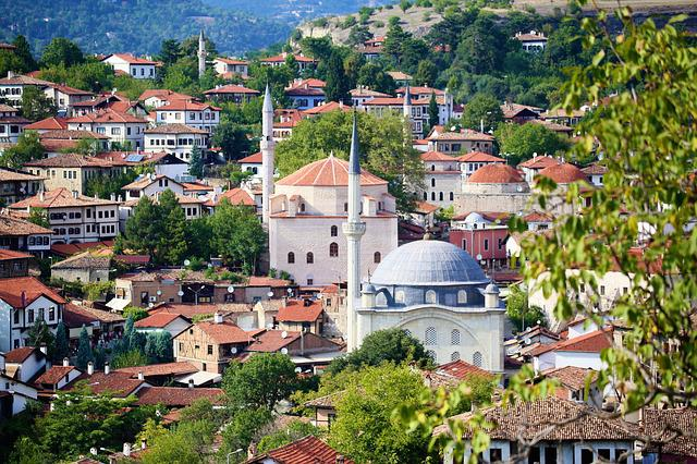 Safranbolu, City, Houses, Date, Architecture, Home
