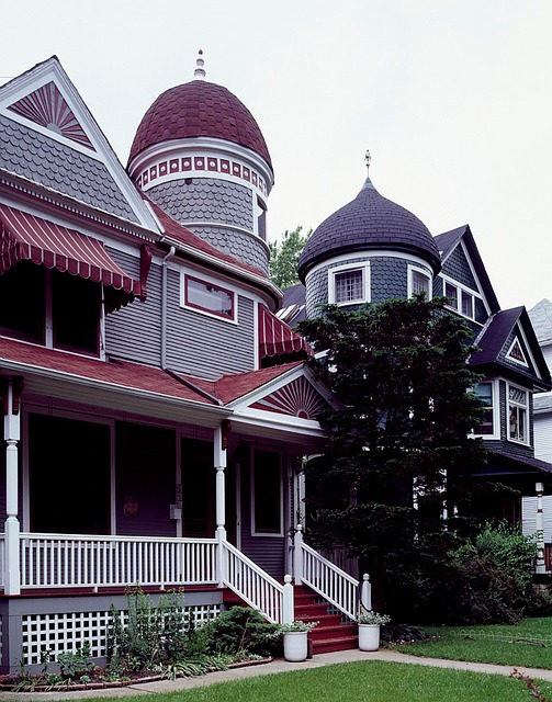 Houses, Home, Hyde Park, Architecture, Chicago