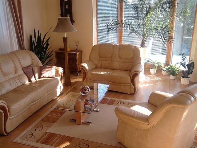 Living Room, Home, House, Architecture, Winter Garden