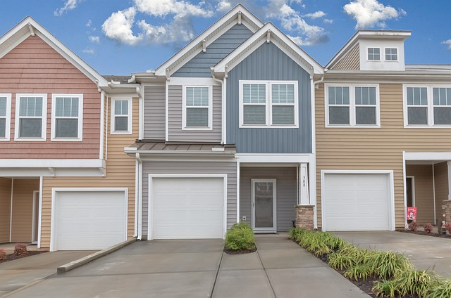 Townhome, Real Estate, Home, Southern, Architecture