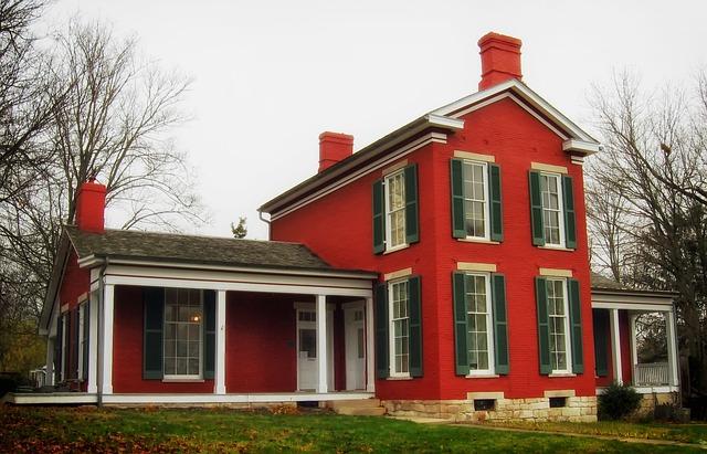 Blair Dunning House, Home, Landmark, Historic