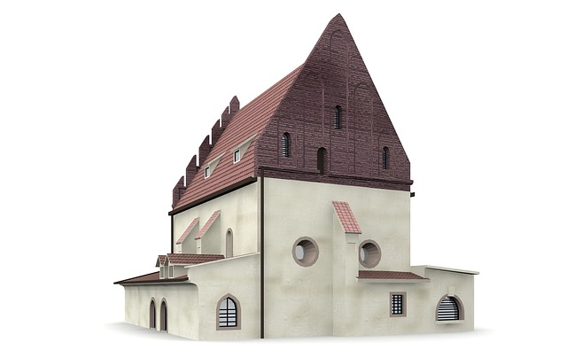 Old-new Synagogue, Prague, Architecture, Building, Home