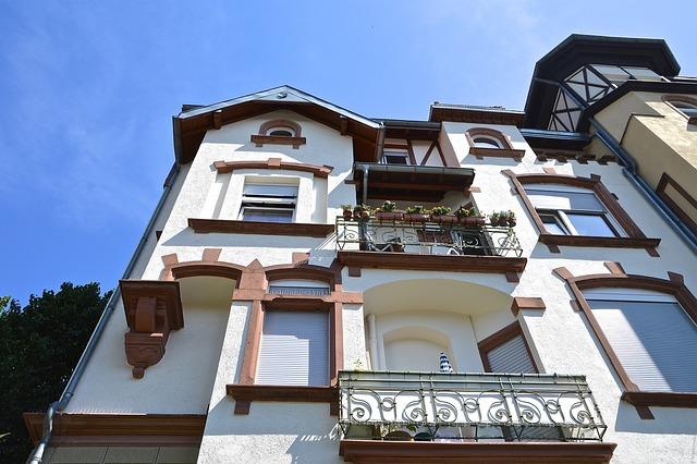Villa, Heidelberg, Weststadt, Home, Building
