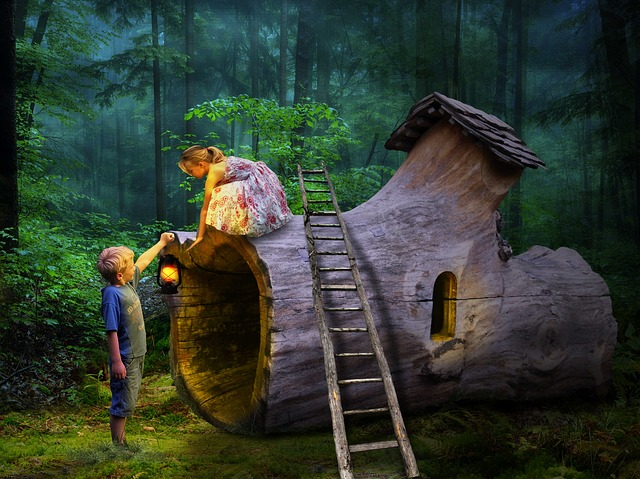 Home, Children, Discoveries