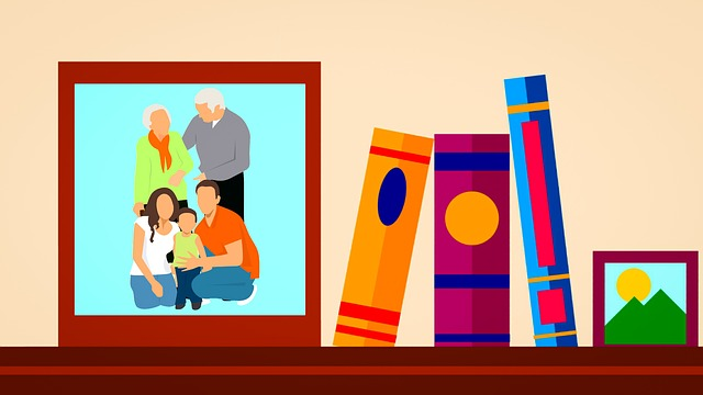 Family, Gallery, Generation, Memory, Home, Picture