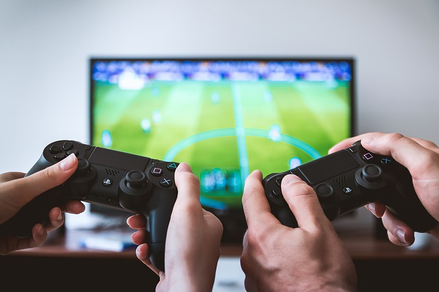 Gaming, Tv, Players, Player, Home, Game, Games