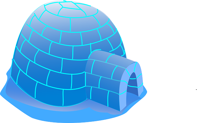 Igloo, Eskimo, Home, Polar, Ice, Snow, Winter, House