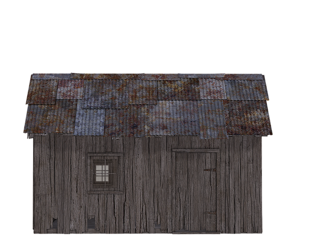 Home, Scale, Cottage, Hut, Old House, Isolated