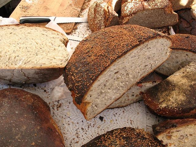 Bread, Home, Latvia, Riga