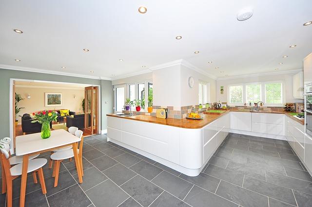 Kitchen, Home, Luxury Kitchen, Luxury Home Interior