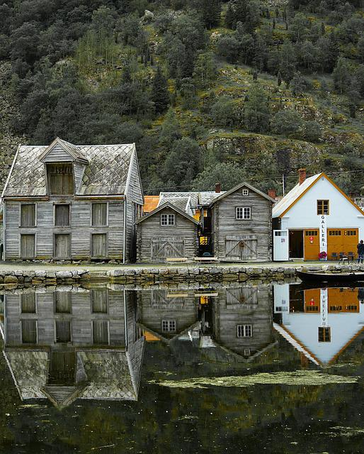Home, Lake, Mirroring