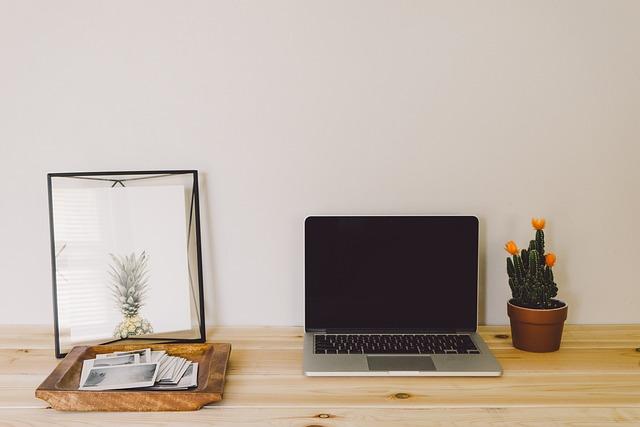 Desktop, Home Office, Laptop, Macbook Pro, Office