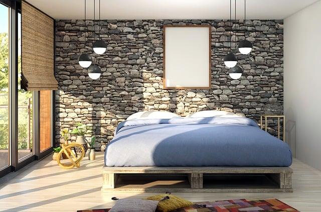 Interior, Bedroom, Bed, Room, Home, Mattress, Pillow