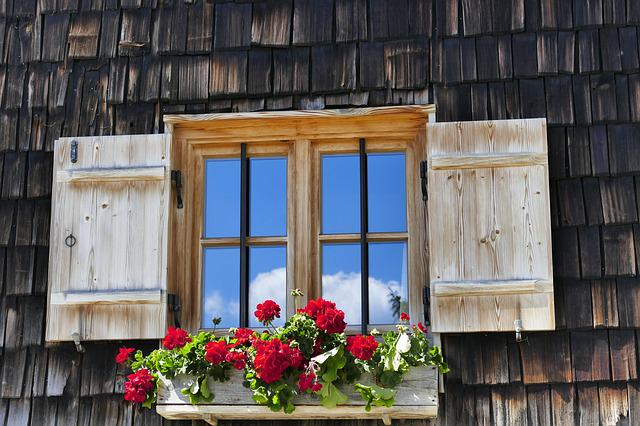 Wood, Home, Window, Woods, Rustic, Architecture, Old