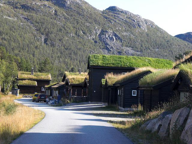 Norway, Nature, Scandinavia, Home