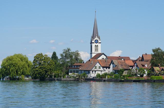 Thurgau, Berlingen, Untersee, Lake Constance, Home