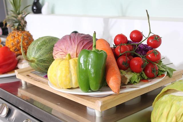 Vegetable, Fruit, Fresh Vegetables, Home, Warm
