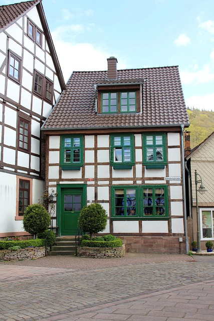 Weser Uplands, Building, Home, Truss, Fachwerkhaus