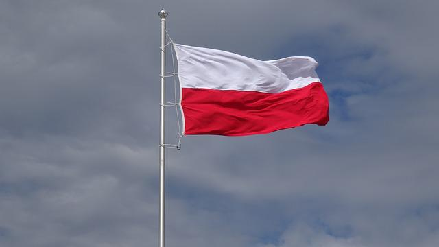 Flag, Poland, The Mast, Polish Flag, Homeland