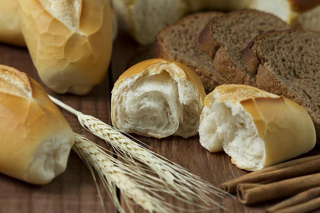 Bread, Food, White, Homemade, The Bakery, Gourmet
